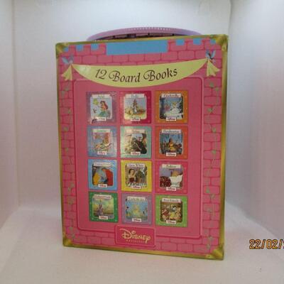 Lot 18 - Disney Princess Book Block