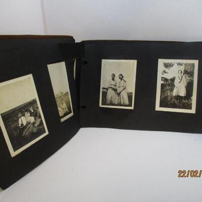 Lot 20 - Vintage Photograph Book