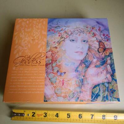 LOT 5 Unopened Call of the Goddess Puzzle