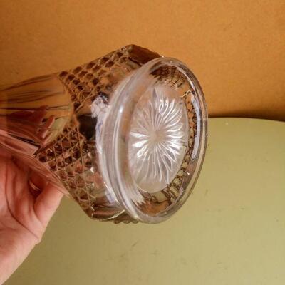Lot 13 Crystal Vase