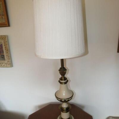 Vintage Lamp with Shade 39
