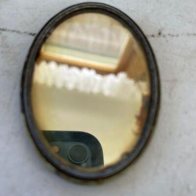 Coca-Cola Girl compact purse mirror