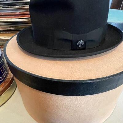Vintage men's hat