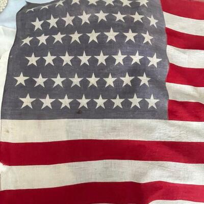 1930's 48 star American Flag