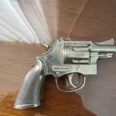 Hubley Trooper 38 Special cap gun #2