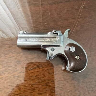Nichols Derringer cap & pellet gun  #2