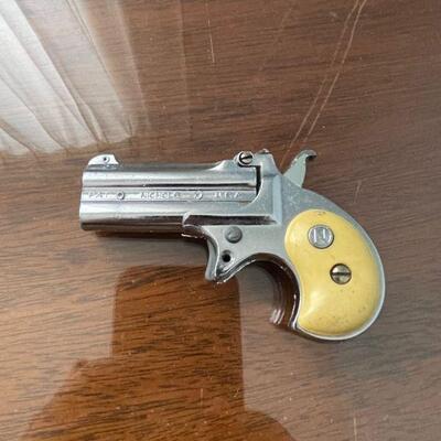 Nichols Derringer cap & pellet gun  #3