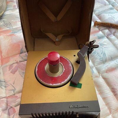 RCA Victor Turntable