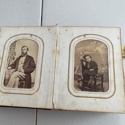 Photo book / vintage photos