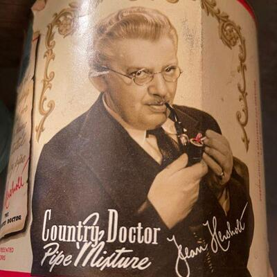 Country Doctor pipe mixture