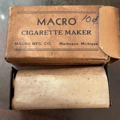 Macro cigarette maker