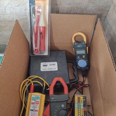 2 - Testing equipment