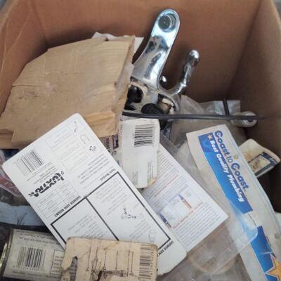 lot 20 - Assorted plumbing parts