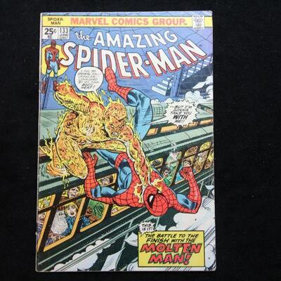 Amazing Spider-Man #133