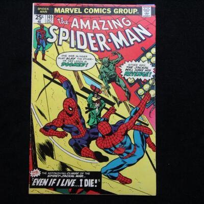 Amazing Spider-Man #149
