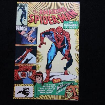 Amazing Spider-Man #259