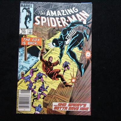 Amazing Spider-Man #265