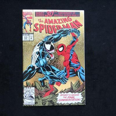 Amazing Spider-Man #375 (1993,Marvel)  9.2 NM-