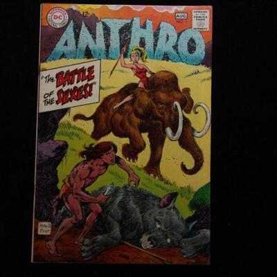 Anthro #1