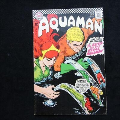 Aquaman #27 (1966,DC)  6.0 FN