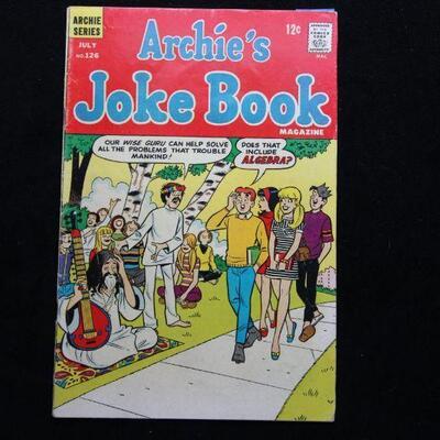 Archie's Joke Book #126