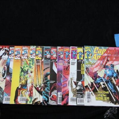 Cable Lot containing 13 issues. (1999,Marvel)  8.5 VF+