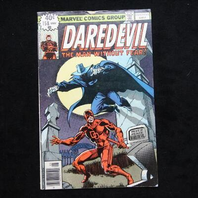 Daredevil #158 (1979,Marvel)  4.5 VG+