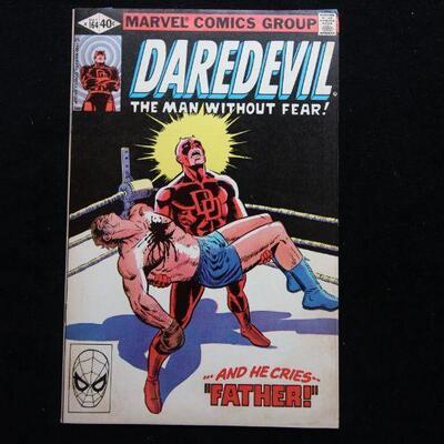 Daredevil #164