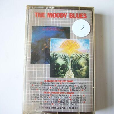 The Moody Blues  (2 LP's in one )