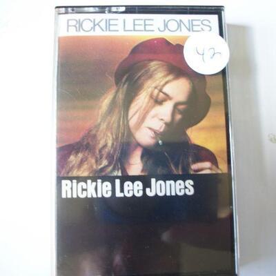 Ricky lee Jones