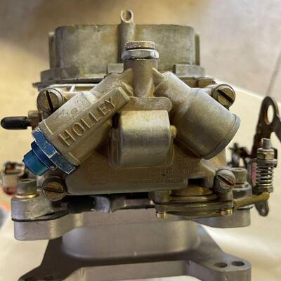 Holley Carburator 600 CFM