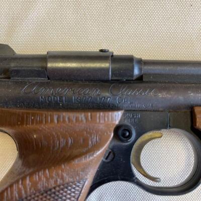 American Classic model 1877 .177cal