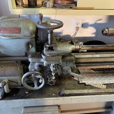 South Bend precision lathe Model A