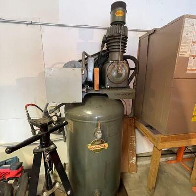 Large Industrial air compressor