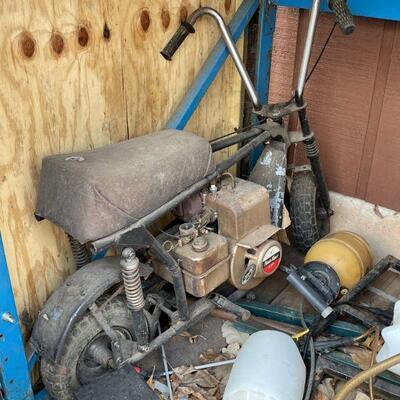 Wards Powr-Kraft 4HP Briggs / mini bike