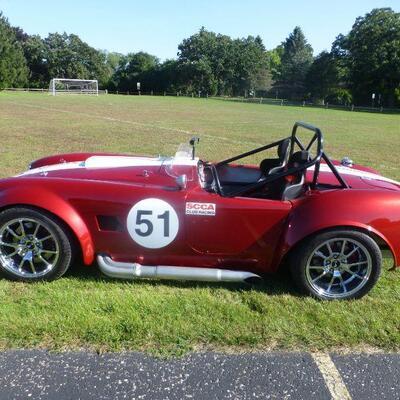 1965 Cobra 450HP