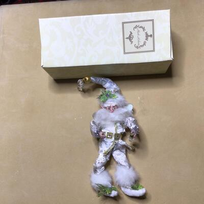 115 - Mark Roberts Fairy with box