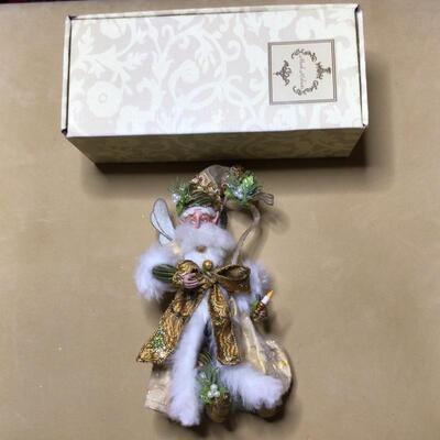 116 - Mark Roberts Fairy with box