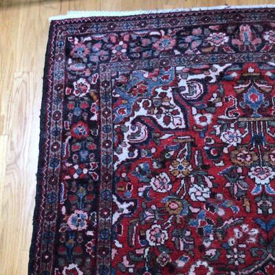 121 - Lovely Persian Rug