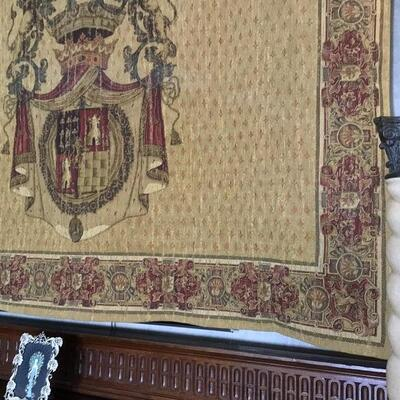 135 - English Tapestry