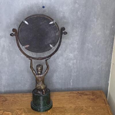 137 - Bronze Art Sculpture