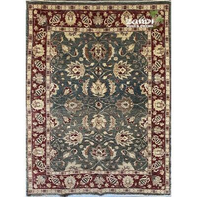 Pakistani Oushak design rug size 6'6''x7'5'' Retail $6508.125