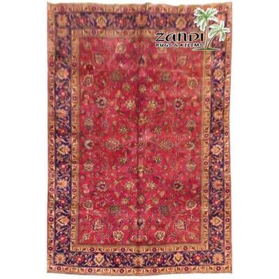 Tabriz Wool Persian Rug Size 9'5