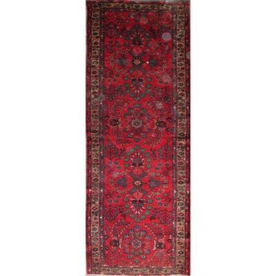 Persian hamedan Authentic Traditonal Vintage Persian Rug 9'7