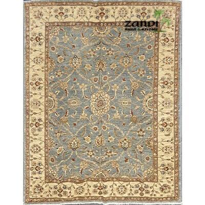 Afghani Khotan design rug size 7'10''x9'6'' Retail $10046.25
