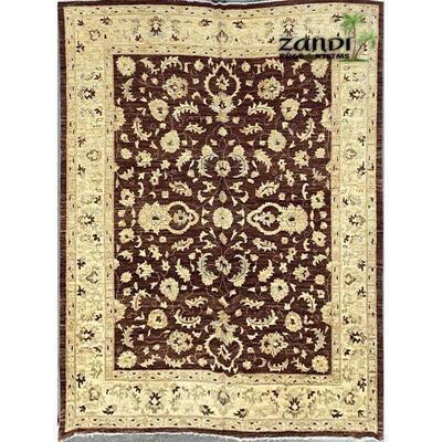 Pakistani Peshawar traditional design rug size 10'7''x8'6'' Retail $12144.375