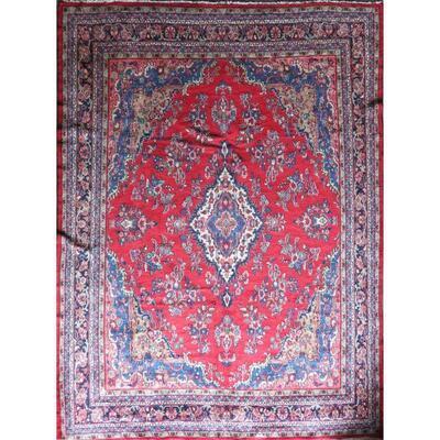 Persian hamedan Authentic Traditonal Vintage Rug 13'10