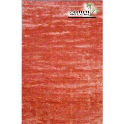 Plain Indian Wool/ Royon Rug Size 9'0