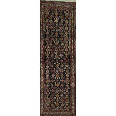 Persian hamedan Authentic Traditonal Vintage Persian Rug 11'8