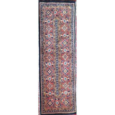 Persian mahal Authentic Traditionally Vintage Persian Rug 10'2